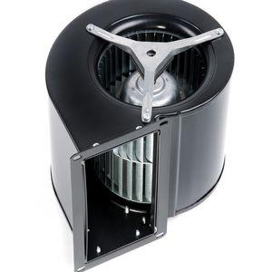 double-inlet fan