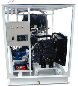 diesel engine hydraulic power unit / stationary