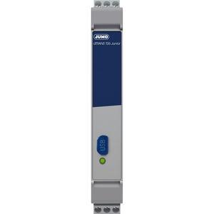 DIN rail mount temperature transmitter