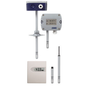 HVAC measuring instrument