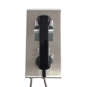 SIP industrial telephone