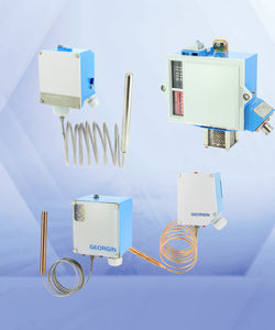 gas expansion temperature switch