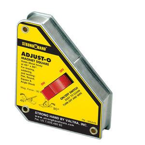 magnetic welding angle bracket
