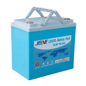 LiFePO4 battery / for power tools / for electric vehicles / for solar applications