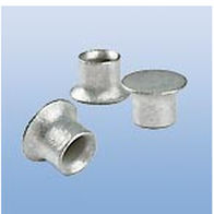 standard rivet / flat-head / stainless steel