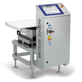 packaging checkweigher / for the food industry / for industrial use / for the pharmaceutical industry