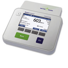 bench-top conductivity meter / with LCD display / laboratory