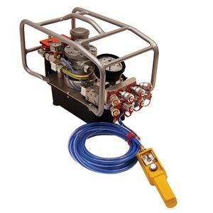 air-driven hydraulic power pack