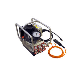 air pump / with electric motor / industrial / automatic