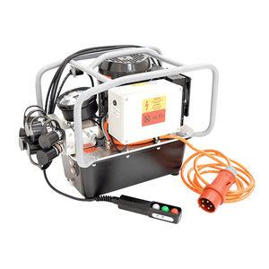 electro-hydraulic hydraulic pump / oil / compact / three-stage