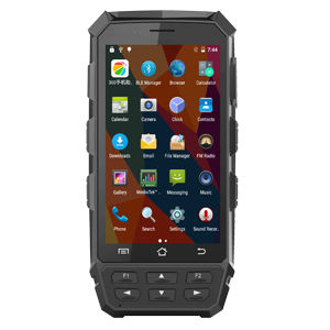 Android 7 handheld computer / HSDPA / RFID / WWAN