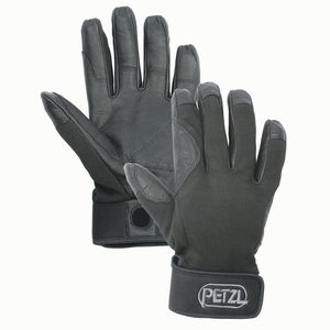 work gloves / wear-resistant / leather / breathable