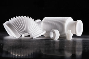 round bellows / PTFE / accordion protection / custom
