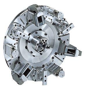 power chuck / 6-jaw / wheel / swing clamp