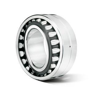 roller bearing / spherical / double-row / steel