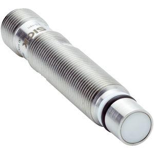 high-pressure proximity sensor / inductive / cylindrical M12 / cylindrical M8