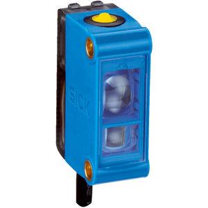 RGB color sensor / photoelectric / flexible