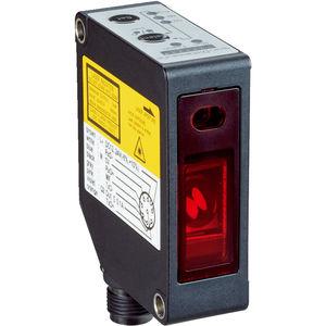 laser distance sensor / compact / precision / analog output