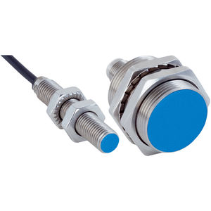 inductive proximity sensor / threaded cylindrical / rugged / for harsh environments