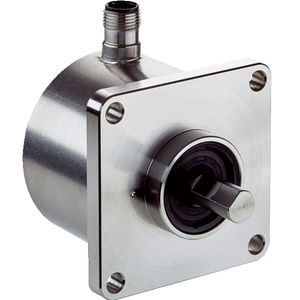 stainless steel rotary encoder / incremental / solid-shaft / hollow-shaft