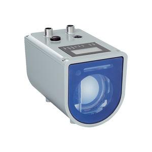 long-range distance sensor / laser / high-precision / analog output