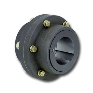 torsionally rigid coupling