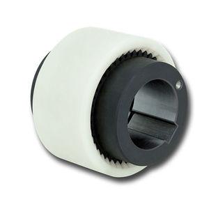 torsionally rigid coupling / gear / sleeve