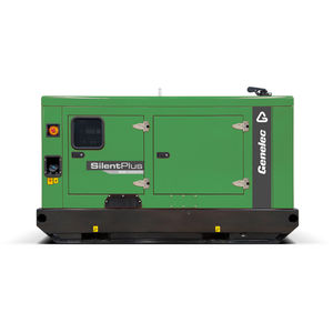 three-phase generator set / diesel / containerized / 50 Hz
