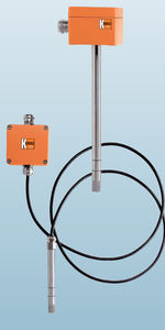 thermo-hygrometer without display / relative humidity / temperature