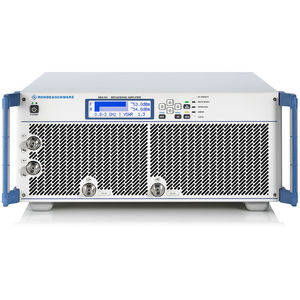 measuring amplifier / microwave / high-power / rugged