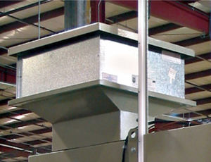 HEPA filter dust collector