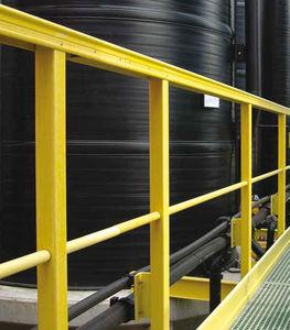 GRP railing