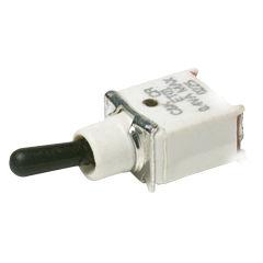 lever switch / single-pole / electromechanical / compact