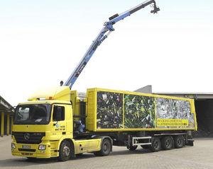 3-axle semi-trailer