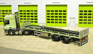 5-axle semi-trailer