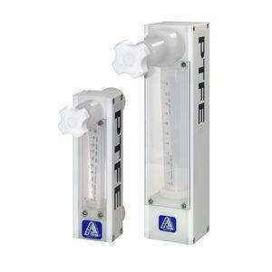 variable-area flow meter