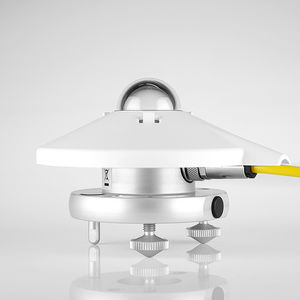 pyranometer for solar energy test applications