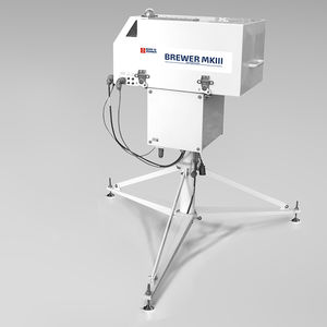 Brewer spectrophotometer / UV / portable / large