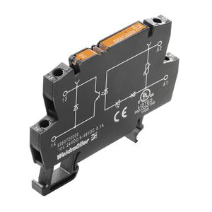 solid-state relay module