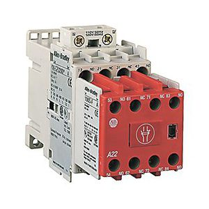 safety relay / 3 NO / 1 NC / 1 NO