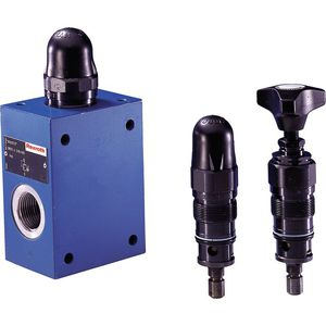 direct-operated pressure relief valve