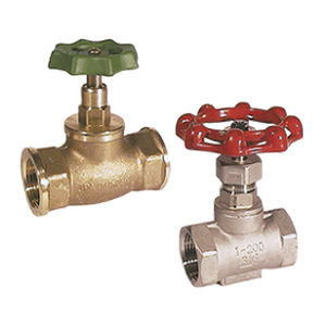 needle valve / with handwheel / flow control / stainless steel