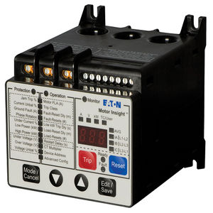 electric motor protection relay