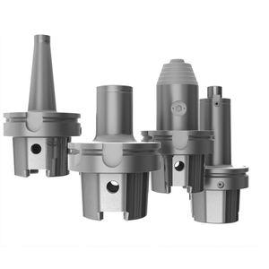 HSK end mill holder / Weldon / taper shank / drilling