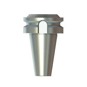 BT hydraulic chuck / taper shank / milling / cutting