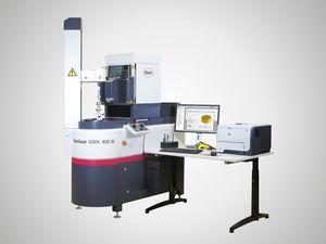 diameter measuring machine