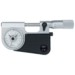 outside micrometer / dial