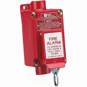 explosion-proof manual call point
