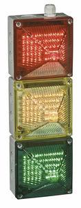 LED traffic light / IP65