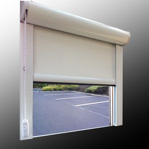 Roll Up Curtain Laser Safety For Doors